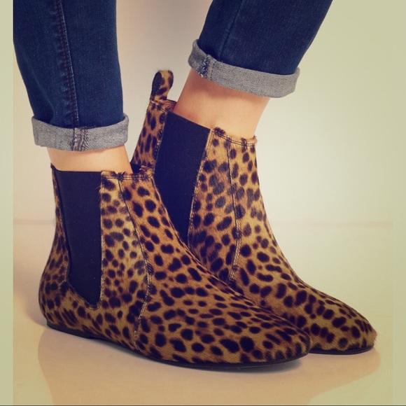 75cc6560fa8 Isabel Marant Shoes - Isabel Marant Dewar leopard print ankle bootie -37